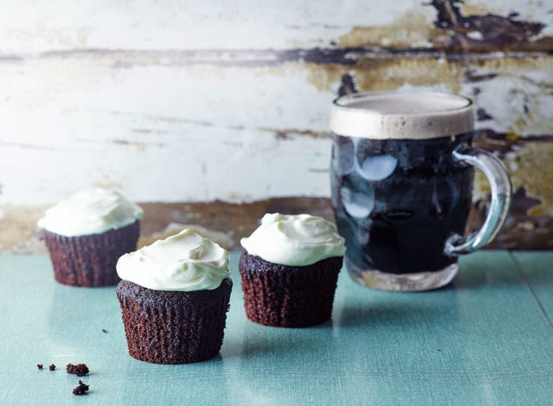 chocolate guinness cupcakes recipe