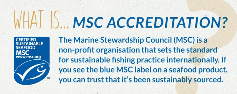what is MSC accreditation?