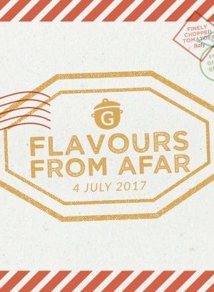 Gousto ingredients from around the world