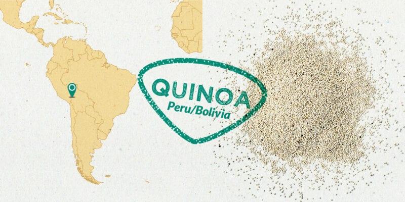 quinoa gousto ingredient