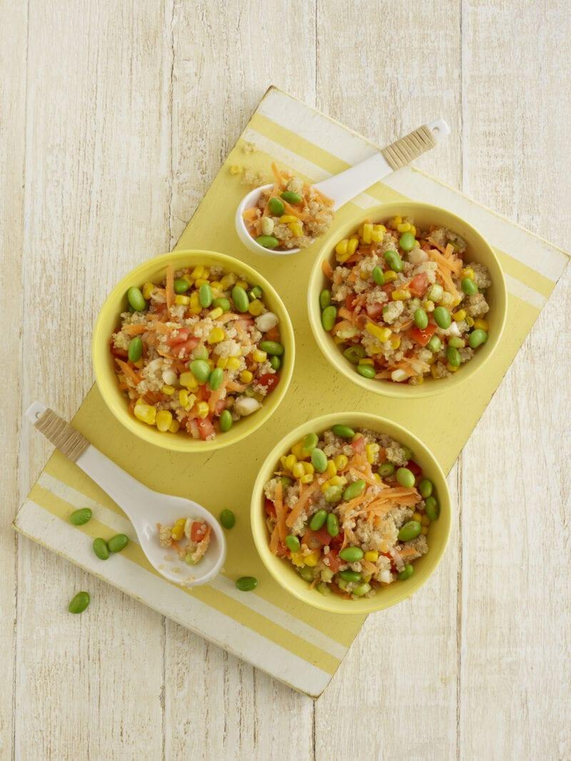 annabel karmel quinoa and edamame salad