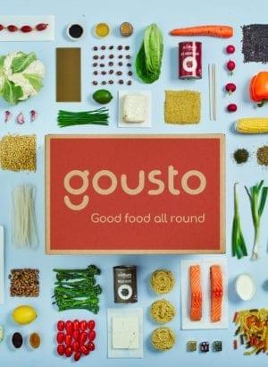 gousto good food all round
