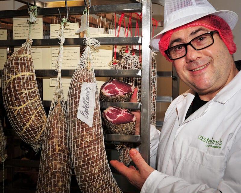 castellanos charcuterie meat gousto