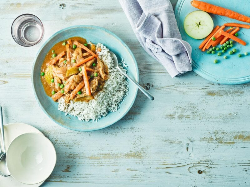 Annabel Karmel's Fruity Chicken Curry recipe