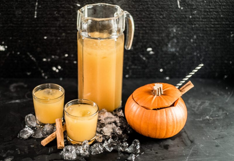 pumpkin punch recipe