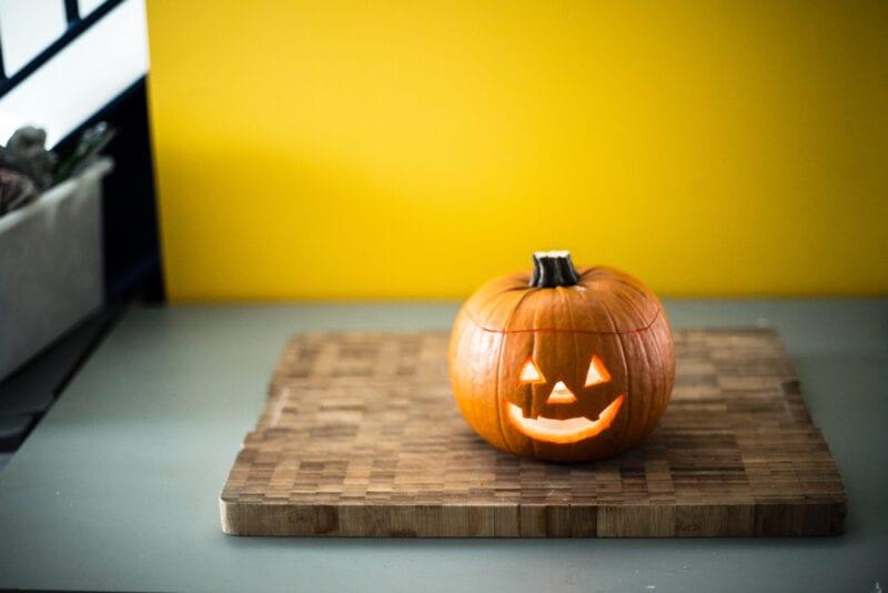 halloween pumpkin carving gousto