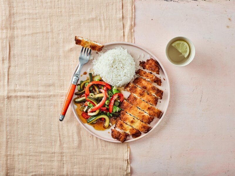 Annabel's Chinese-Style Fish Fillets recipe
