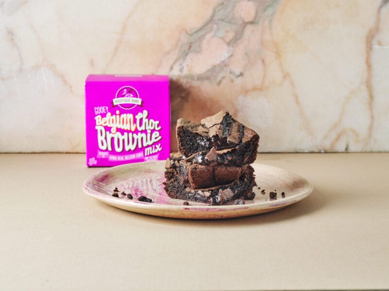 Boutique Bake Belgian Chocolate Brownie Mix