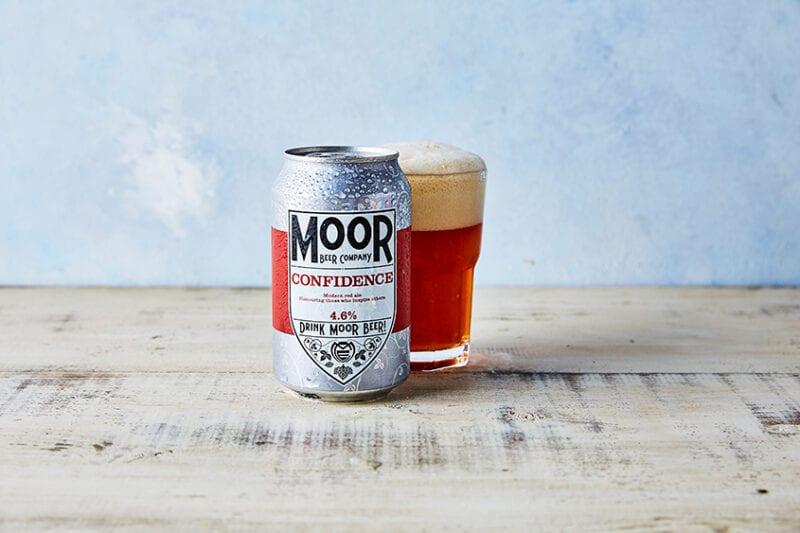 Moor Beer Company Confidence Ale