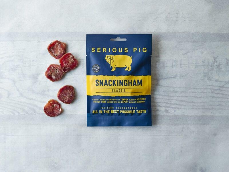 Serious Pig Snackingham Classic