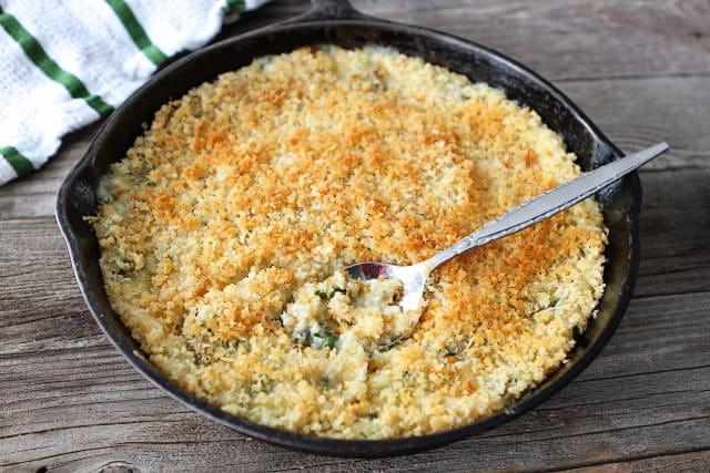 Comfort food mac cheese