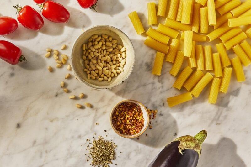 Gousto Italian pasta Tortiglioni