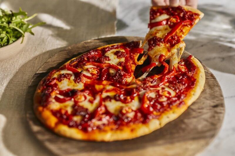 Italia restaurant pizza gousto
