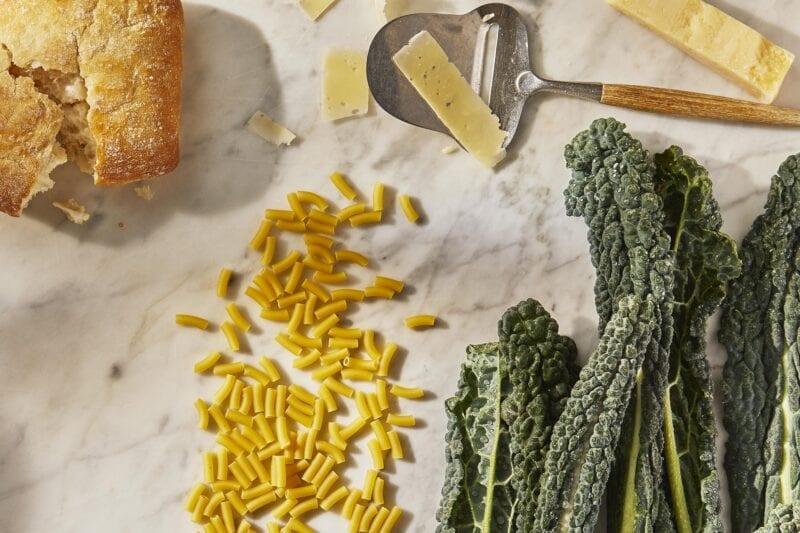 Gousto Italian pasta macaroni