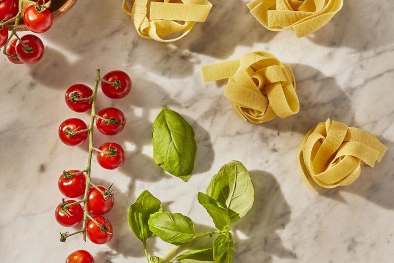 Gousto Italian pasta pappardelle