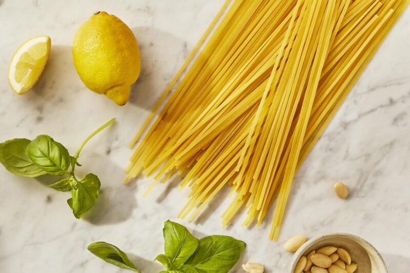 Gousto Italian pasta linguine