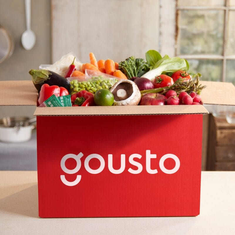 Gousto future of dinnertimes