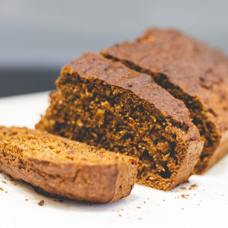 Gousto's quick and easy banana bread