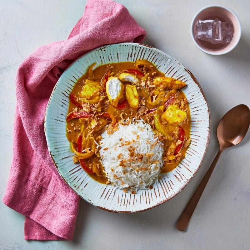 Southern Thai Chicken Panang Curry