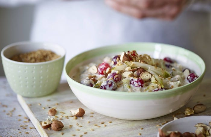 pear and cranberry overnight oats joe wicks recipe