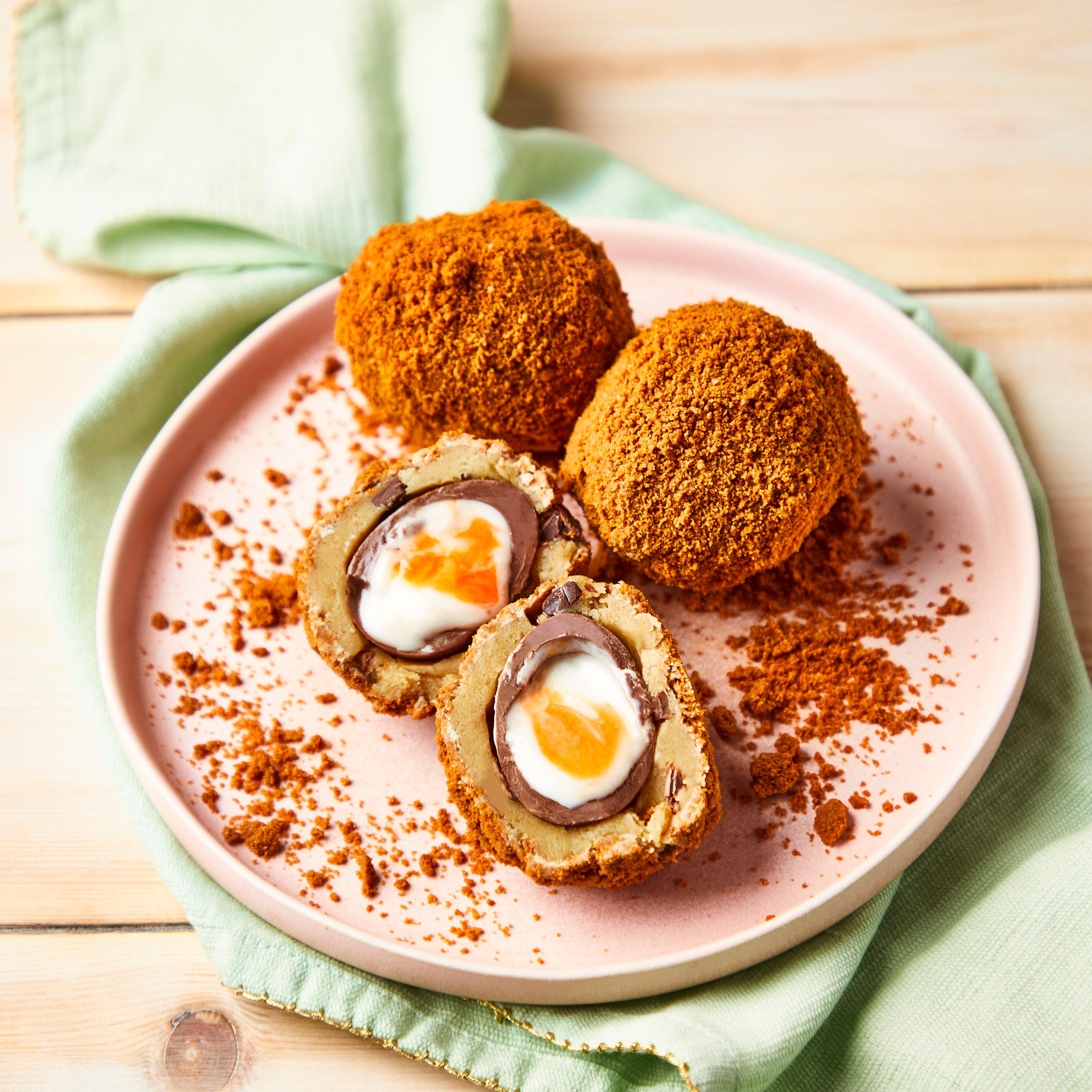 Scotch Egg Creme Egg
