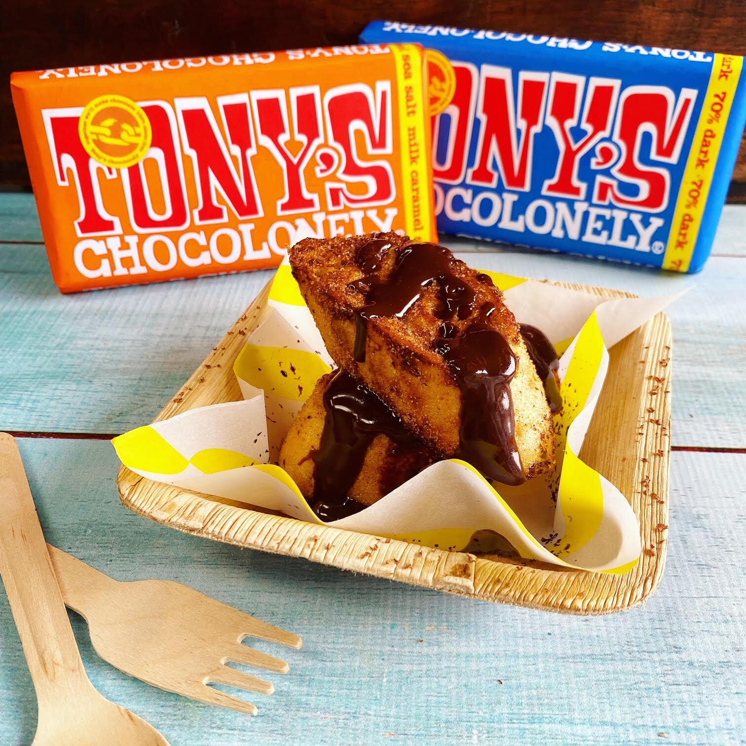 Tony's Chocolonely Rabanadas